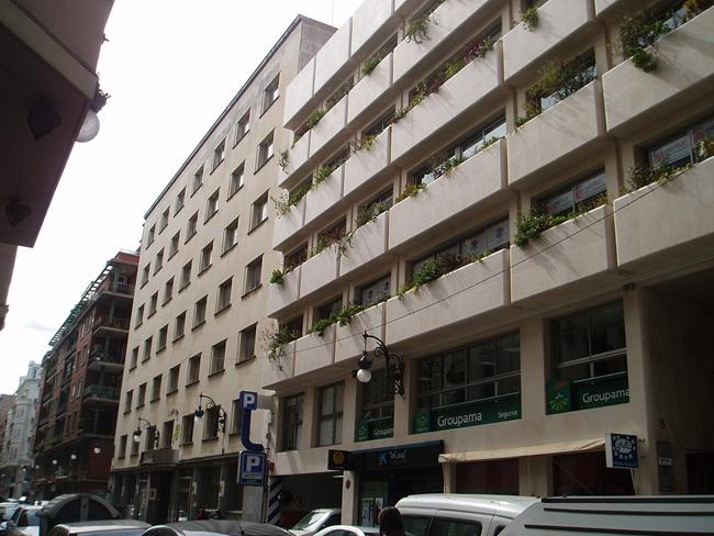 Nau oficinas isabel la cat lica for Iberdrola oficinas valencia